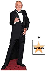 *FAN PACK* - Bruce Forsyth Lifesize Cardboard Cutout / Standee - INCLUDES 8X10 (25X20CM) STAR PHOTO - FAN PACK #365