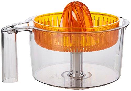 Bosch MUZ5ZP1 ACCESORIOS ROBOT DE COCINA, plástico, Naranja/Transparente