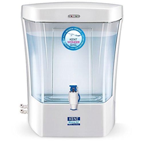 Kent Wonder 7-Litre 6-Watt RO Water Purifier (Pearl White)