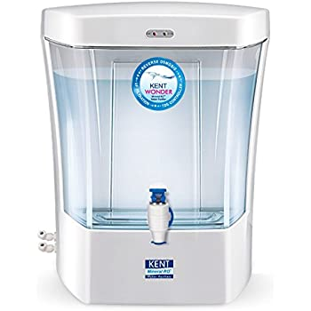 Kent Wonder 7-Litre RO Water Purifier (Pearl White)