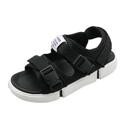 ODRD [EU35-EU49] Schuhe Shoes Sommer Männer Persönlichkeit Wohnungen Plattform Rutschfeste Rutschfeste Sandale Strand Casual Schuh Sneaker Wanderstiefel Hallenschuhe Worker Sports (Schnee Stiefel Michael Kors)