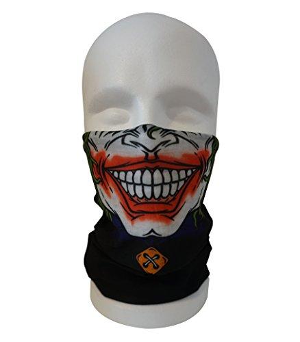 BandanaGuru máscara de joker motocicleta