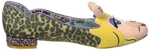 Choice Irregular Femme Multi Bout Fermé Leopard Escarpins Moiness Multicolour FdqBwrad