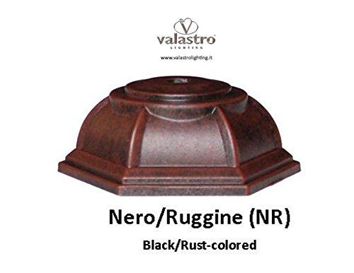 Plafoniera Ferro Battuto Nero : Valfb pl nr cantina made in italy plafoniera lampada a