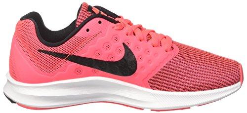 Nike Damen Downshifter 7 Laufschuhe Pink (Hot Punch/black/white)