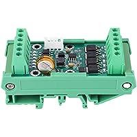 Controlador programable, Controlador lógico programable DC 10~24V Tablero de control industrial, Módulo de controlador lógico FX1N-14MR 8000 pasos