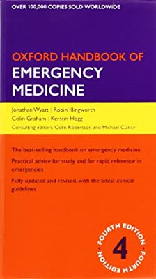 Oxford Handbook of Emergency Medicine (Oxford Medical Handbooks) from OUP Oxford
