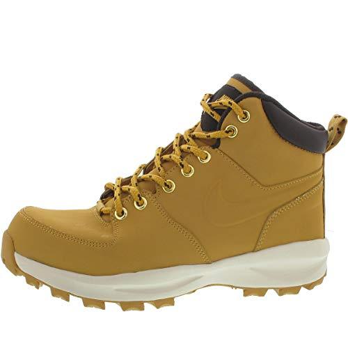 Nike Herren Manoa Haystack Stiefel Leder/Synthetik Beige 47,5 - Hightop Schuhe Nike Herren