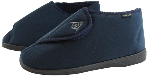 Ability Superstore Dunlop Albert Chaussons bleu taille 11 ...
