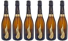 Idea Regalo - Bottega Poeti Prosecco Doc Spumante - 6 Bottiglie da 750 ml