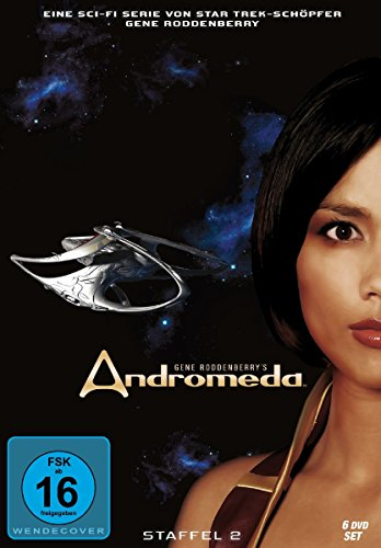 Andromeda - Staffel 2 [6 DVDs]