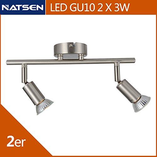 LED-Deckenstrahler  <strong>Anzahl Schaltzyklen</strong>   10.000