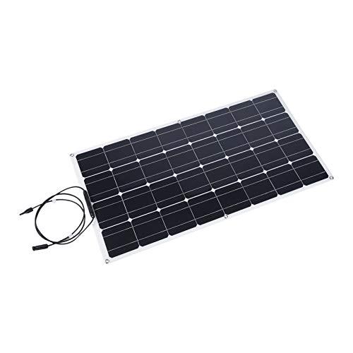 Clockeikan 12V 100W Monokristalline Flexible Solar Panel Solar Charging-System-Modul