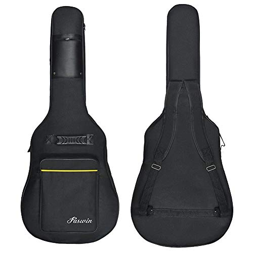"Wuudi 41"" Bolsa de guitarra,funda de guitarra"