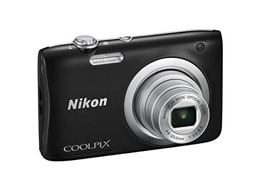 Nikon Coolpix A100 Kamera schwarz