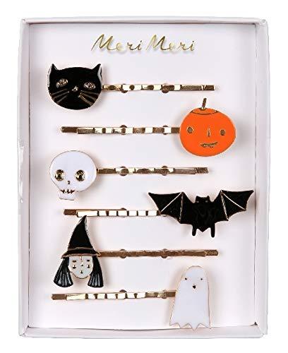 (Meri Meri Halloween-Emaille-Haarspangen)
