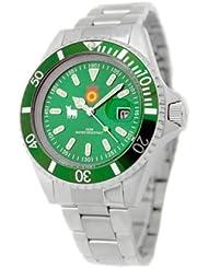Reloj Toro ADN 43 Esf. Verde Armys