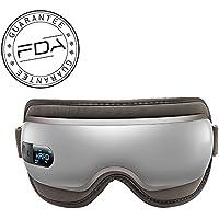 Elektrische Augenmassagegerät, eTTgear Breo Luftdruck Augen Massagegerät mit Hitze Kompression,Entspanne die Vision Augen Dunkle Kreise Entspannung