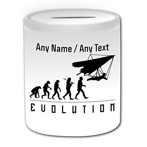 personalised-gift-hang-gliding-money-box-evolution-design-theme-white-any-name-message-on-your-uniqu