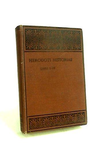 Herodoti Historiae Libri I-IV