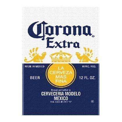 Corona Extra Large Serviette de plage Couverture