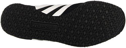 adidas Damen Zx Racer Trainingsschuhe Schwarz (core Black/ftwr White/ray Pink)