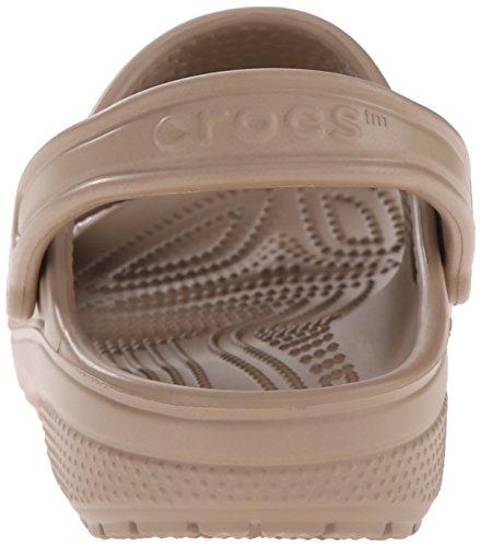 crocs Unisex-Erwachsene Classic Sandal Beige (Tumbleweed)