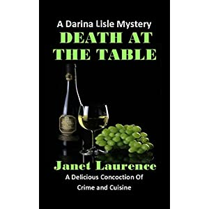 Death At The Table (The Darina Lisle Mysteries Book 6)