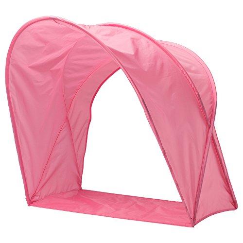 Unbekannt IKEA Betthimmel Baldachin Halbiglu in 2 Farben (rosa)