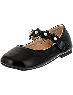 Max Shoes - Bailarinas de Material Sintético para niña