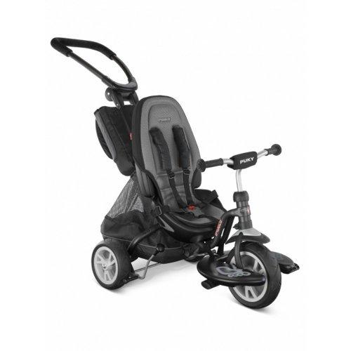 Preisvergleich Produktbild Puky CAT S6 Ceety City Premium Kinder Dreirad schwarz