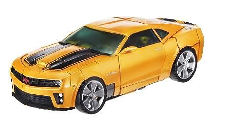 Hasbro - Transformers - 89901 - Figurine - Robot - Movie 2 Human Driver - Bumblebee avec Sam Witwicky