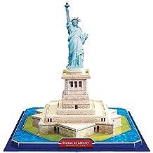 Legler - 2019676 - Puzzle 3d - Statue De La Liberté