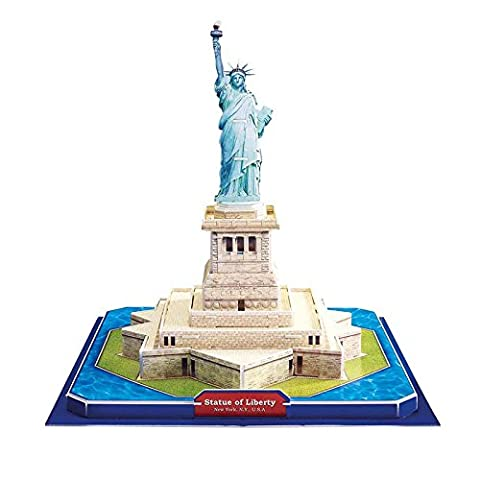 Legler 3D Statue of Liberty Non-Wooden Jigsaw Puzzle