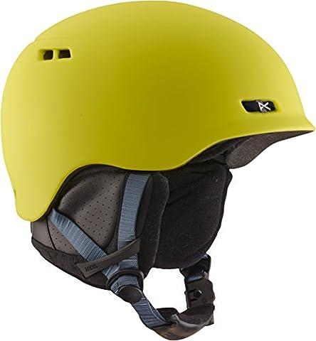 Anon Rodan casque de snowboard pour homme, Glitchy 13362101388 vert