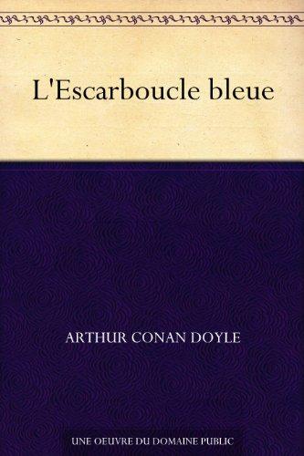 Couverture du livre L'Escarboucle bleue
