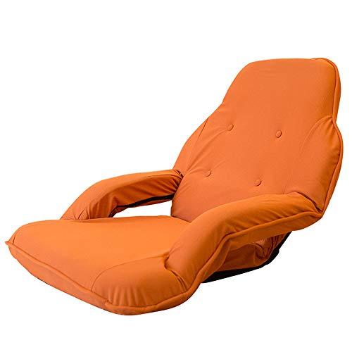NAINZINAN Faule Couch Einzigen Wohnzimmer Schlafzimmer Faltbare Liege