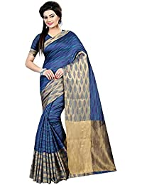 Women's Ethnic Wear Latest Designer Party Wear New Collection Multi-Coloured Cotton Bollywood Saree For Women...
