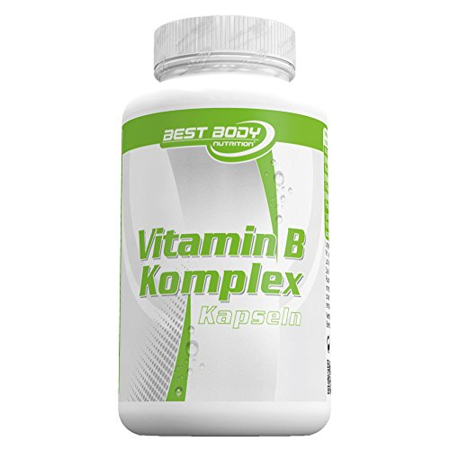 Best Body Nutrition Vitamin B Komplex,  100 St. Dose, 70,25 g
