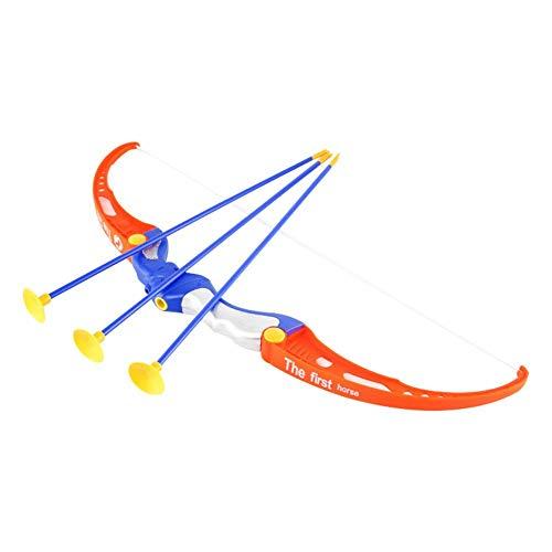 Pfeil- und Bogenspielzeug für Kinder mit Soft Sucker Arrows Infrarot mit dem Ziel, militärisches Modellspielzeug für Kinder zu schaffen