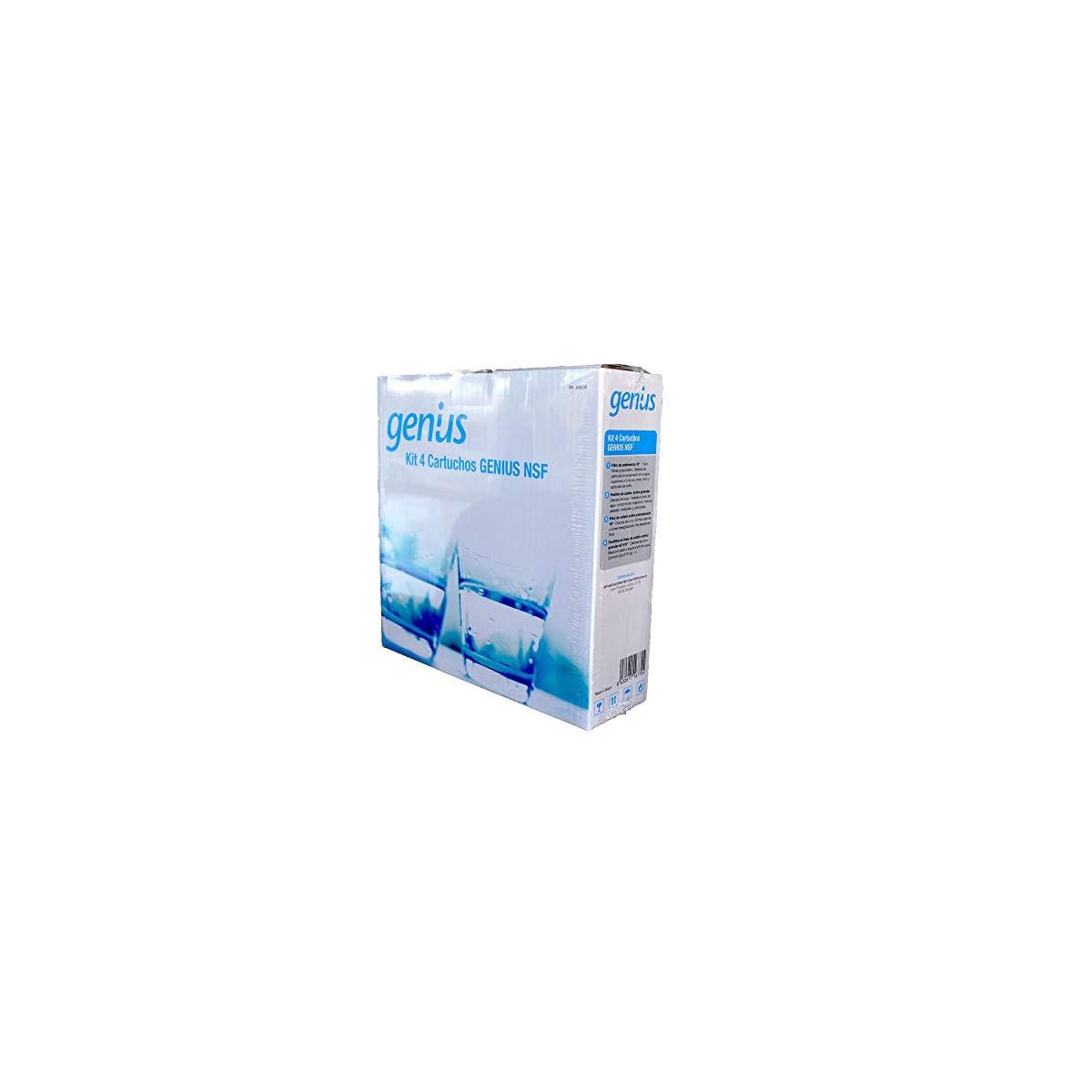 41ze38eu4bL. SS1200  - ATH - Recambios osmosis Genius NFS - Cartucho Superior Conexión Directa. Antibacterias 304230