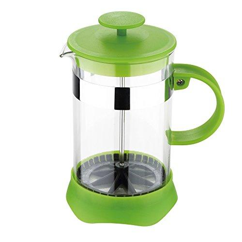 Renberg Coloria - Cafetera de émbolo, 800 ml, verde