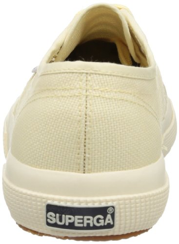 Superga 2750 Cotu Classic, Baskets mixte adulte Beige - Beige (Ecru)