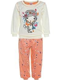 BEZLIT - Pijama - Cuello redondo - Manga Larga - para niña