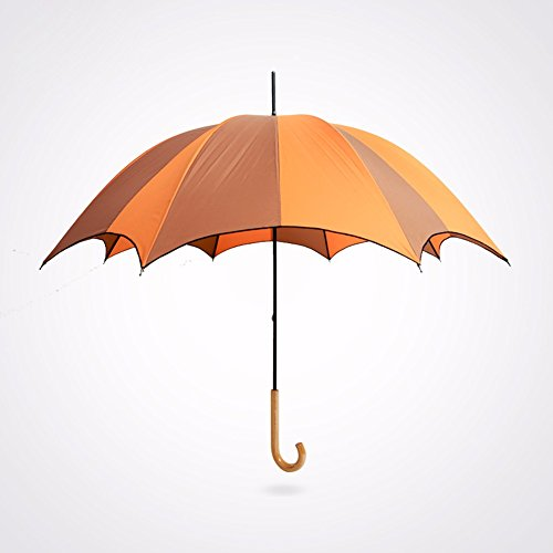 zjm-vintage-colour-matching-ruffled-umbrella-lady-wooden-handle-and-long-handle-arched-clear-umbrell