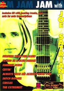 Jam with: Joe Satriani