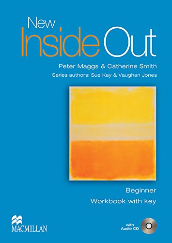 NEW INSIDE OUT Beg Wb +Key Pack: Workbook Pack with Key: Beginner
