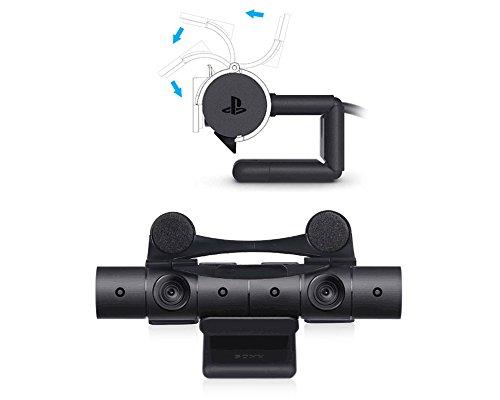 Lens Cap für PlayStation Kamera - ElecGear PS VR Schutz Abdeckung Hülle Privatsphäre zum Aufklappen, Objektiv Deckel Objektivkappe, Privatsphäre mit Staub Beweis Cover for PS4 Camera