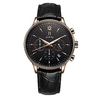 JIN-DI-LONG-JJ-Unisex-Armbanduhren-fr-Herren-Edelstahl-Uhr-Lederband-Wasserdichte-Uhr-Moderne-Mode-Boss-Quarzuhr-fr-Geschfts-Mnnliche-Chronograph-Armbanduhr