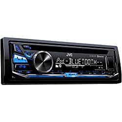 JVC KD-R871BT Autoradios Bluetooth, en Façade